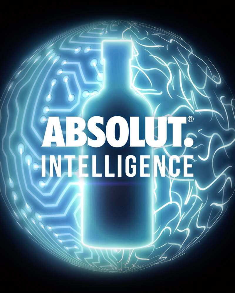 Absolut-Projection